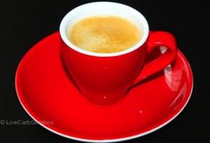 Feuer-Kaffee-imp