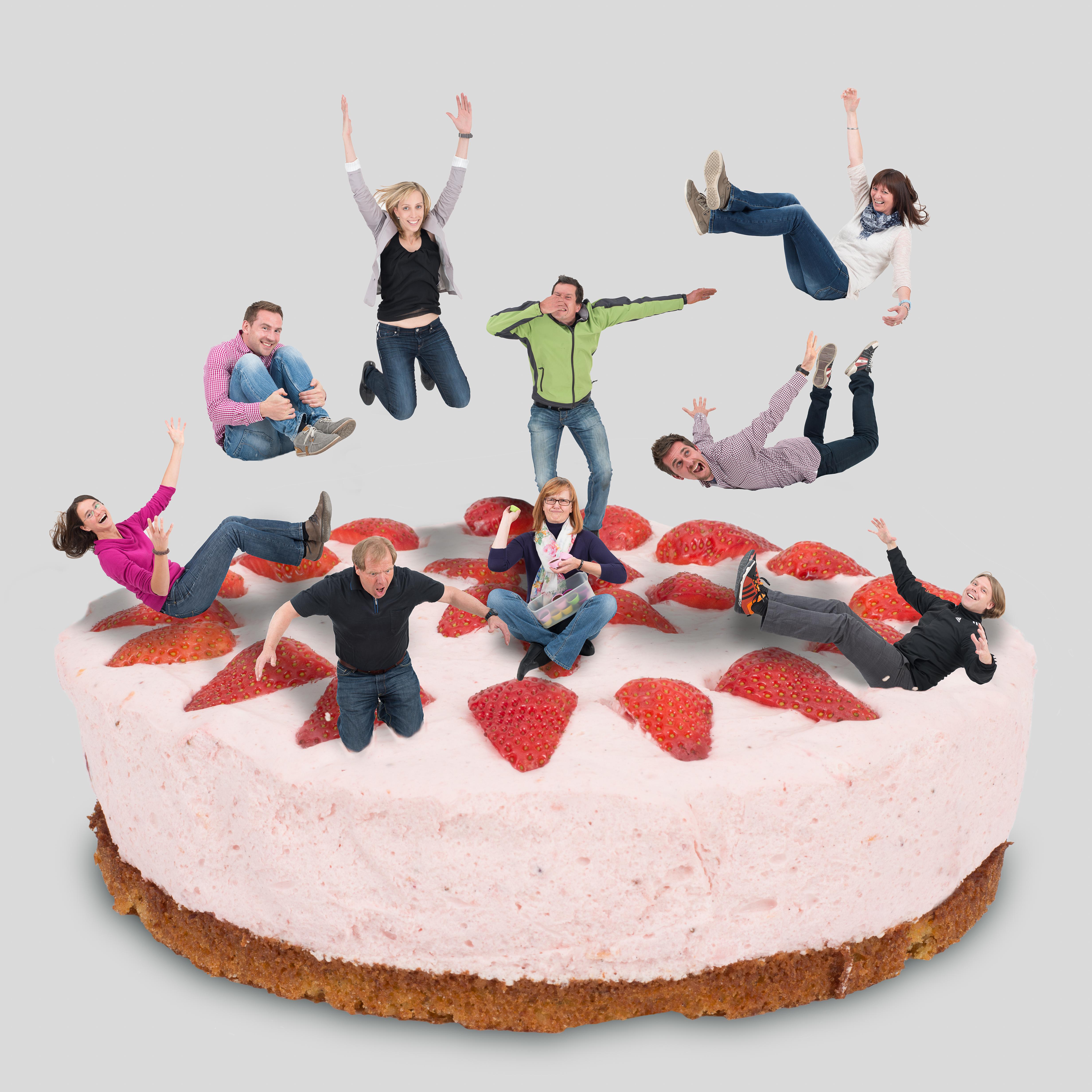 Torte Fotokurs