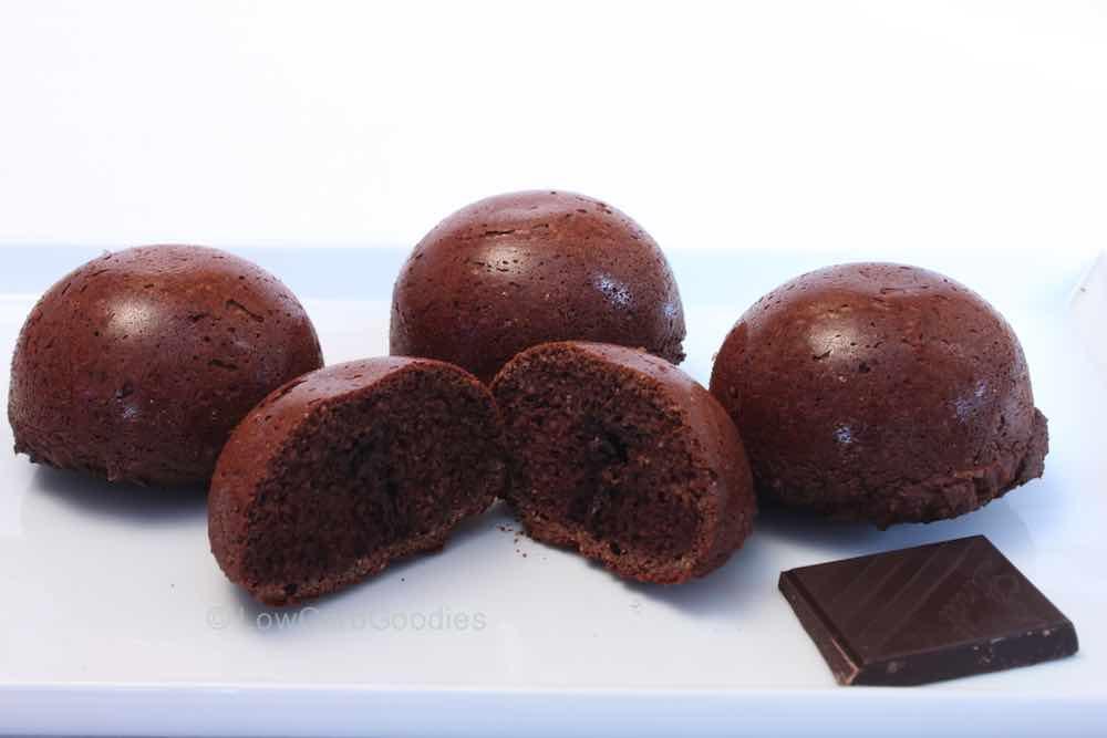 Kakao-Schoko-Bomben