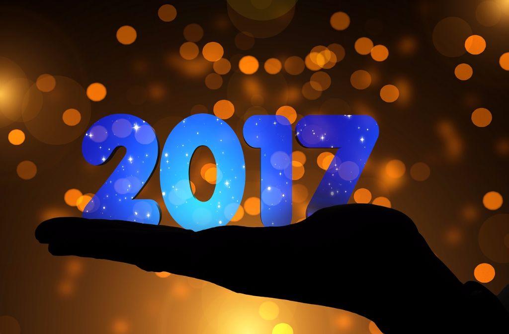 Neujahrswünsche - LowCarbGoodies